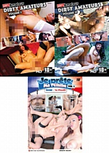 Pack 3 dvd Amateur n°2